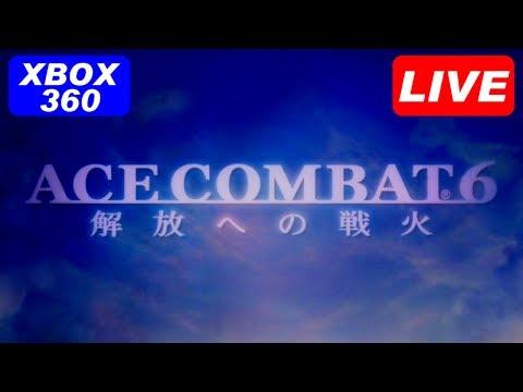 [LIVE] エースコンバット6 ACECOMBAT6 [XBOX360]