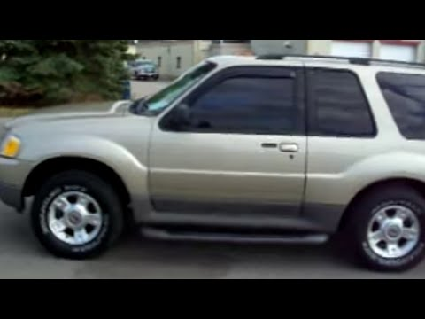Captivating 15512 2003 FORD Explorer 2 DOOR XLT PREMIUM 4WD LEATHER   YouTube