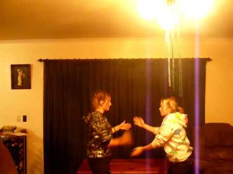 amber jennings and denika roy dancing