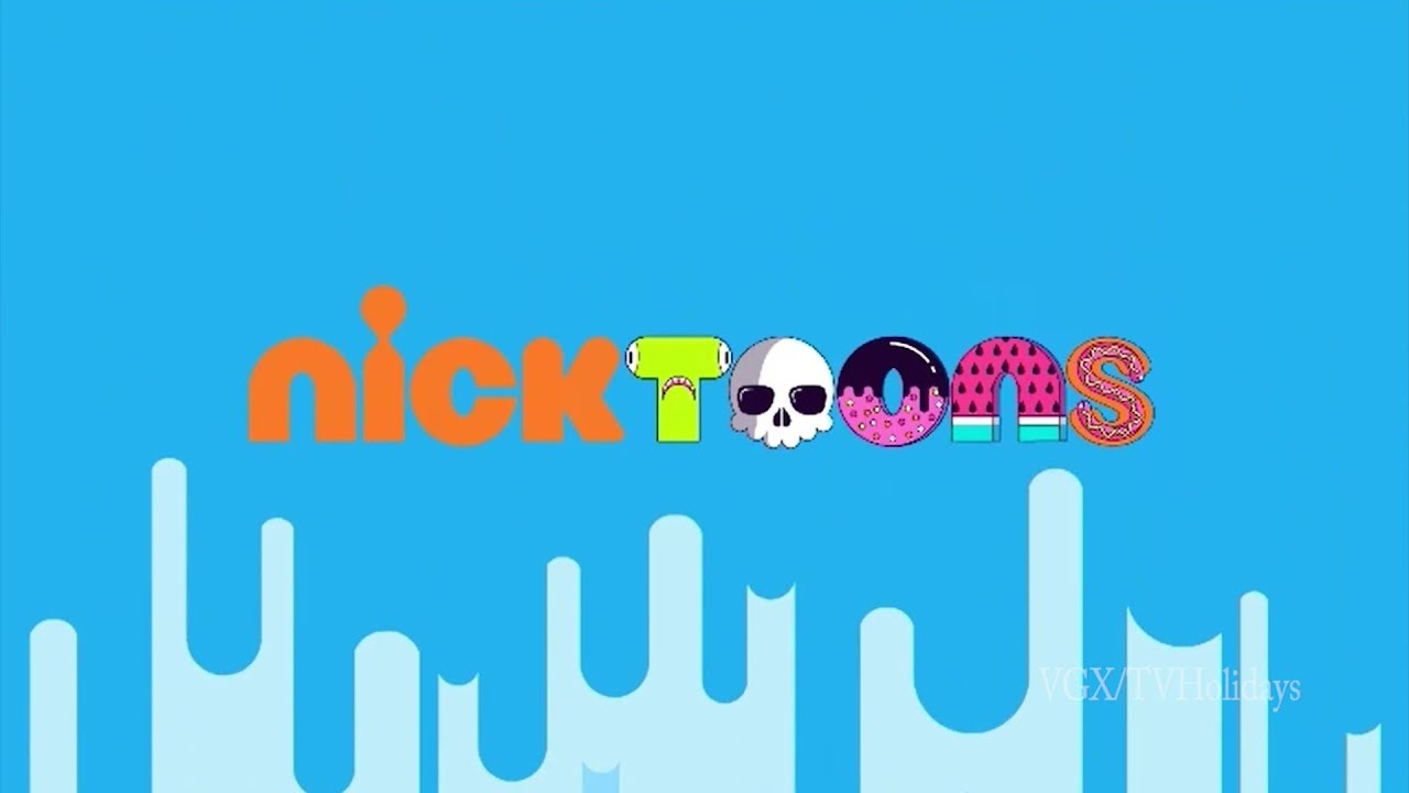 Nicktoons Hd Us Continuity September 2017 Youtube