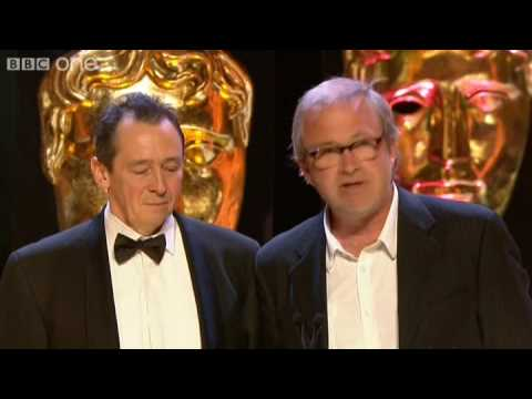 Harry Enfield and Paul Whitehouse Win Comedy Programme BAFTA - The British Academy Television Awards