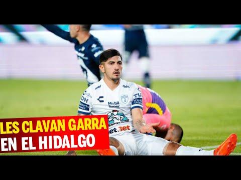 Les clavan garra en el Hidalgo