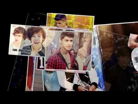 Get out of my Head - by - Zayn Malik (One Direction).flv