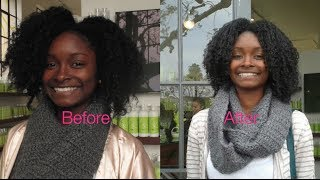 aj s amazing devachan salon experience i finally found a natural hair salon