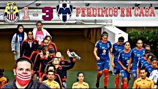 Chivas vs Rayadas 1-3 Resumen Goles Liga MX Femenil 2018