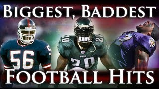 Gambar cover Biggest, Baddest Football Hits Ever