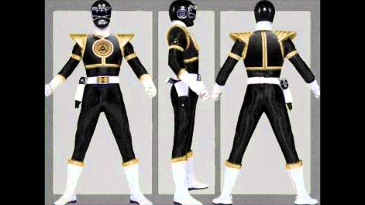 Black Turbo Ranger Youtube
