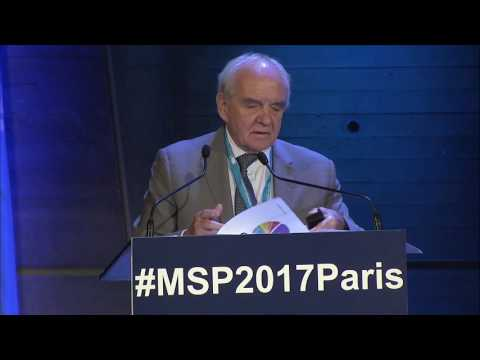 #MSP2017Paris: Session 2 - The World-wide Status and Trends of MSP