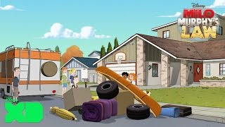 Milo Murphy's Law - Interactive Video: Family Vacation | Official Disney XD Africa