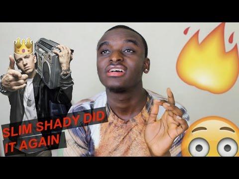 Eminem - Bad Guy REACTION