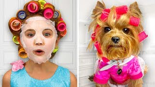 Sasha Make up her Dog and wants go to The Disco thumbnail