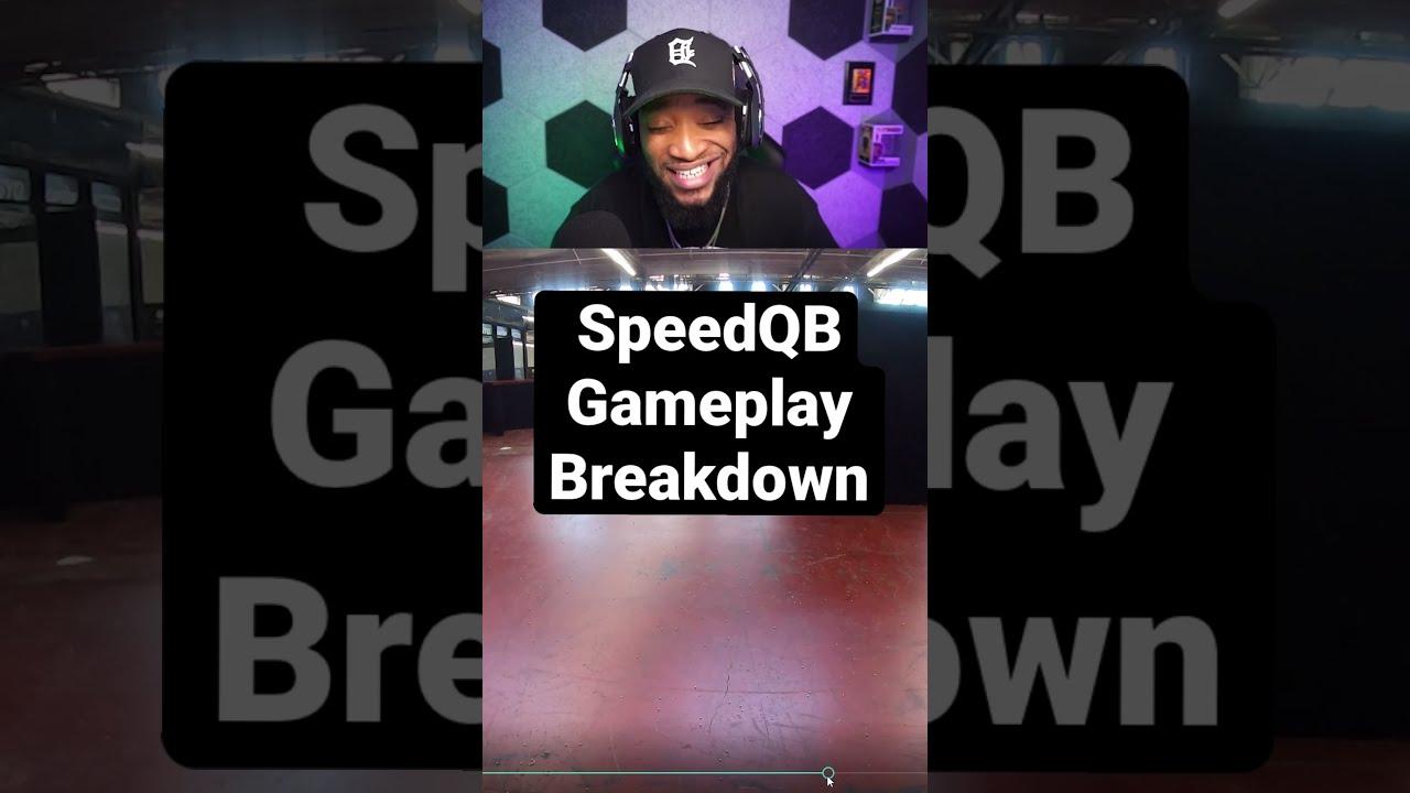 SpeedQB Gameplay & Tips #Shorts