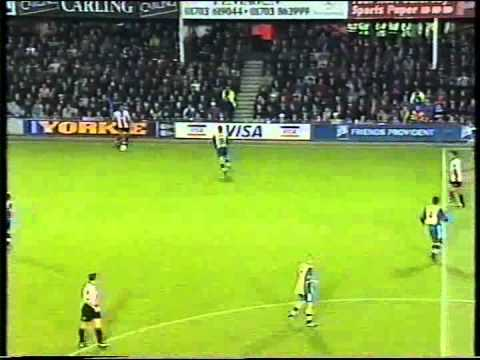 Saints 3-3 Derby County 99/00