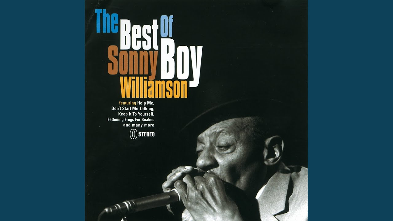 The Mystery Of The Two Sonny Boy Williamsons | uDiscover