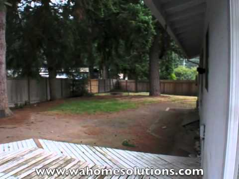 Rent to Own Puyallup Rambler - 11126 126th St Ct E