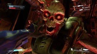 DOOM Closed Alpha (2015) - Multiplayer Gameplay | DOOM 4