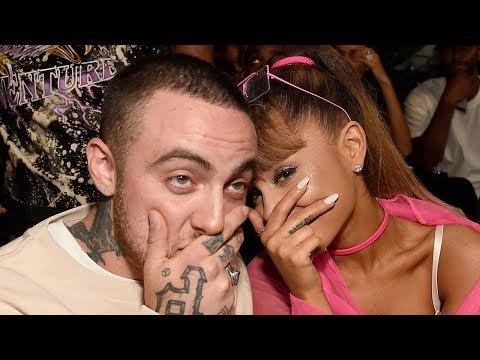 Ariana Grande Hizo TODO lo Que Pudo por Mac Miller