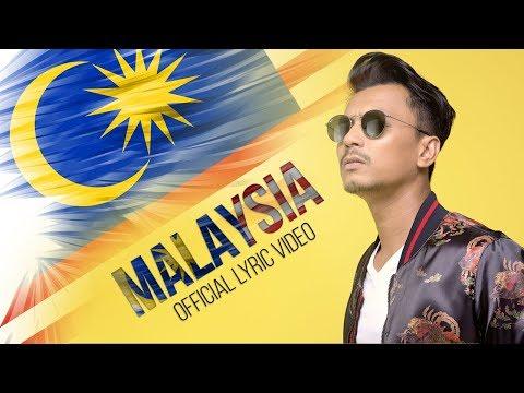 Malaysia 🇲🇾 - Faizal Tahir (Official Lyric Video)