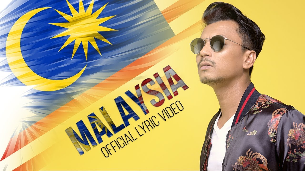 Malaysia Faizal Tahir Official Lyric Video Youtube