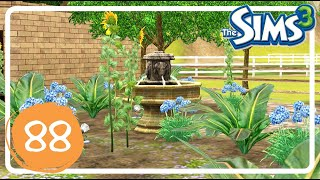 The Haunted Garden 💚 Sims 3 EP Legacy Challenge || Part 88