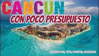 🌊 COMO VIAJAR CANCÚN BAJO PRESUPUESTO | DONDE HOSPEDARSE? | WHEN TO VISIT Cancun & WHERE TO STAY?