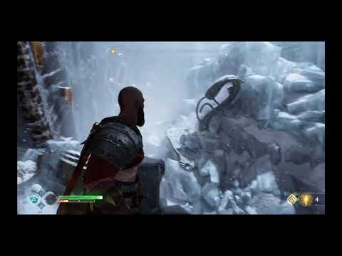 God of War: Nornir Rune Gate (Next to the Dining Hall)