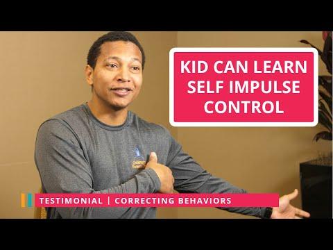 Behavior skills help kids learn impulse control