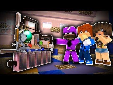 Minecraft Friends - SCIENCE FAIR !? (Minecraft Roleplay)
