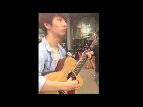 Sungha Jung special live at Changi airport