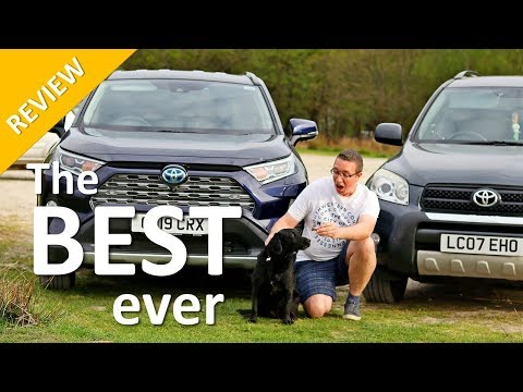 All New Toyota RAV4 1st drive and impressions - The best family SUV in 2019