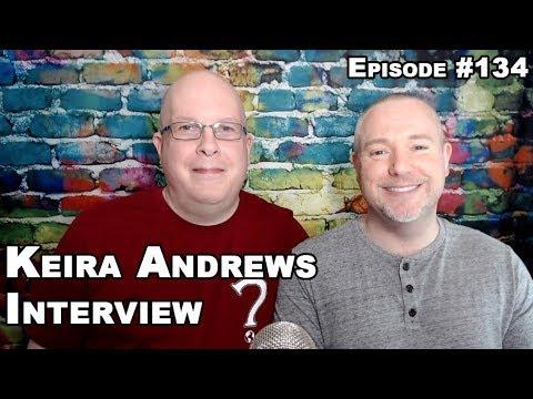 "BGFP #134 - Keira Andrews Talks ""Test of Valor,"" Book & TV Reviews"