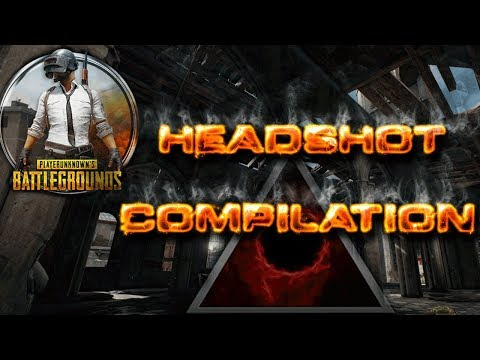 144 Headshots In 15minutes | PUBG Headshot Compilation #1