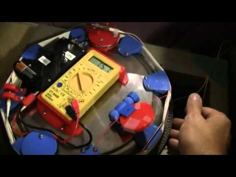 3D printed Fiber Optic Gyroscope ( Sagnac Interferometer )