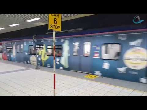 Trip from Kuala Lumpur To Batu Caves by Train