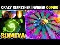 Satisfying Refresher Meteor + Deafening Blast SUMIYA INVOKER COMBO