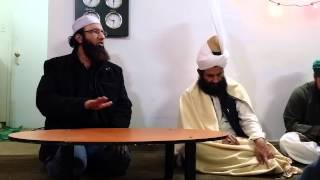 Special Program by Doctor Hafiz Ghulam Murtaza Naqibi at 120-49 Thorncliffe on 23-Mar-2014 Part-1