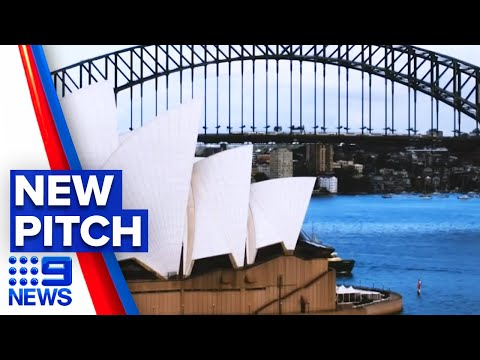 Coronavirus: New campaign showing Sydney is open for business | 9 News Australia