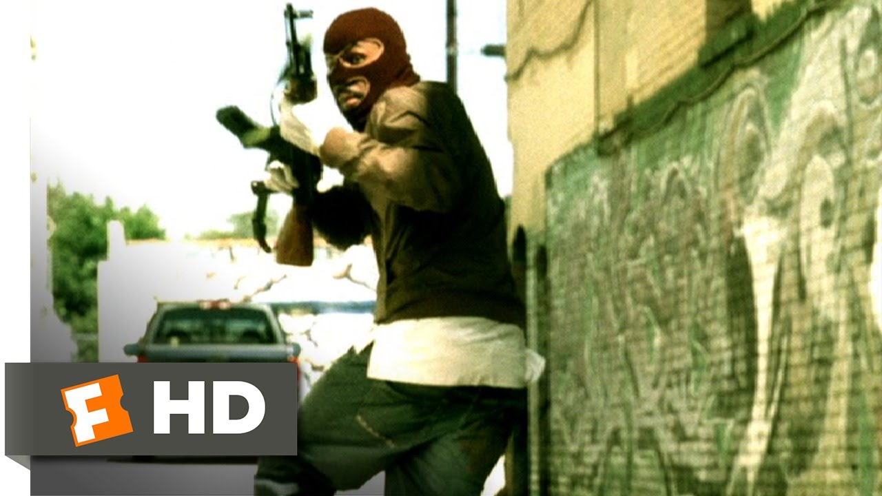 Next Day Air (1/9) Movie CLIP - Bungled Heist (2009) HD ...