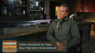 Wes Studi On The Only Good Indian - HDNET MOVIES