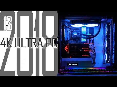 4K Ultra Gaming PC 2018 #13 Erste Mal einschalten / Selber zusammenbauen für Anfänger