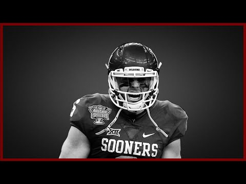 "Baker Mayfield Highlights || ""Ambition"" 