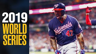The Turning Point of the 2019 World Series (Nationals