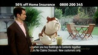Jimmy Carr Hijacks the Ads