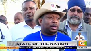 Sakaja: What is important to Nairobi is not where Sonko stays or operating from |JKL | [Part 2]