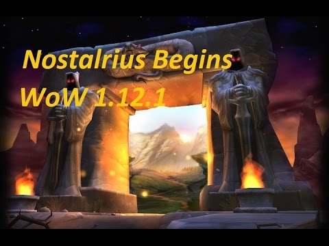 WoW vanilla. The Dark Portal. Темный Портал