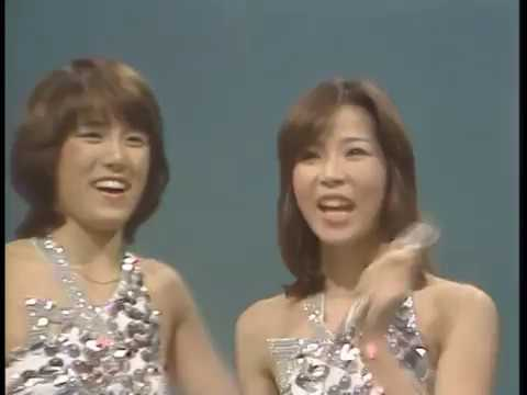 1977.12.12 Pink Lady - Unusual short performance D01P10 ピンク・レディー 52.12.12