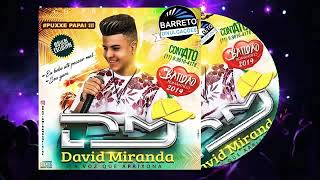 DAVID MIRANDA CD COMPLETO 2019 Puxxepapai arrocha