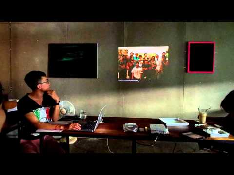 [Tentacles Art Talk 01/2016] Lyno Vuth - Fostering the art and experiment