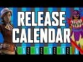 Release Calendar: April 25 - May 1, 2016