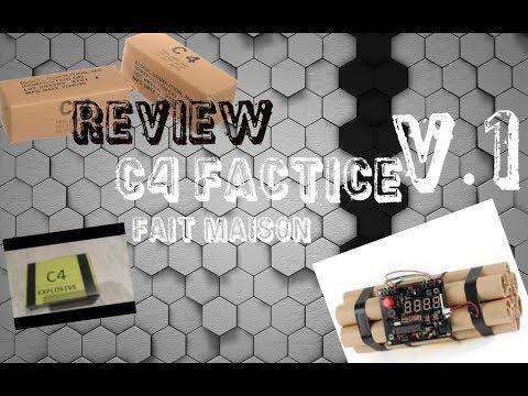 review C4 factice (spartanefaux M) TKT